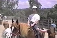 HD camp horseback riding
